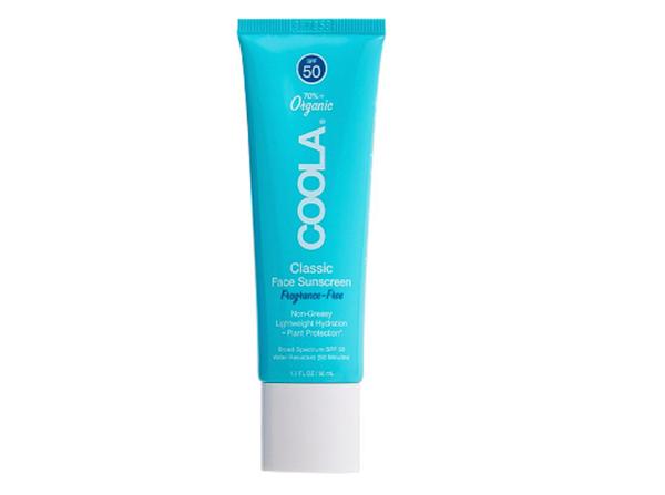 COOLA Classic Face Sunscreen SPF50