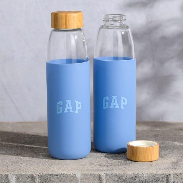 17-Ounce Hydration Glass Bottle