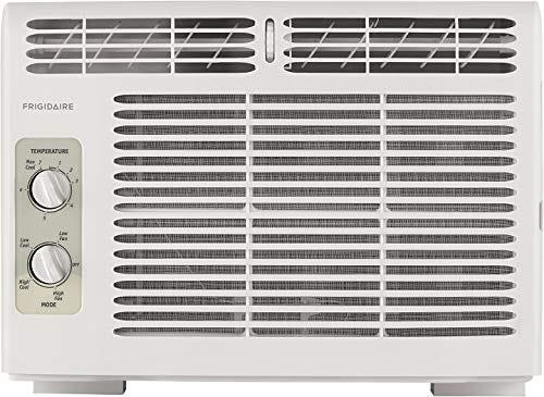 5,000 BTU 115V Window-Mounted Mini-Compact Air Conditioner