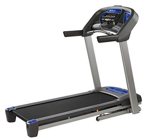 Horizon Fitness T101 Treadmill Series