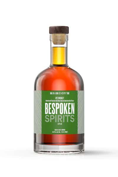 Bespoken Spirits Rye Whiskey