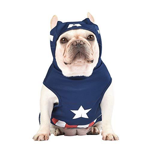 Marvel Legends Captain America Dog Costume