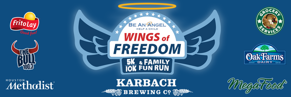 Wings of Freedom Timed 5k