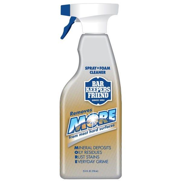 Bar Keepers Friend Trigger Spray + Foam Cleaner