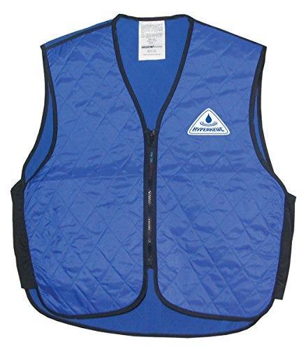 TechNiche International Adult HyperKewl Cooling Sport Vest, Medium, Royal Blue