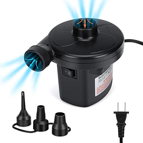 Air Pump for Inflatables 110V AC (130W)