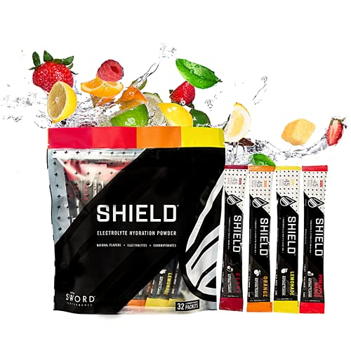 Shield by Sword Performance Electrolyte Powder Packets