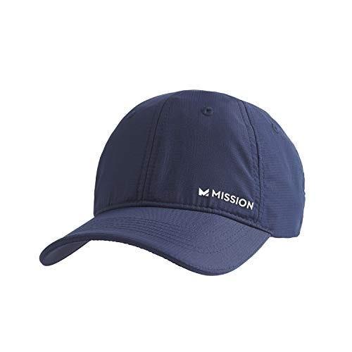 Mission Cooling Performance Hat- Men's & Women's Cap, UPF 50 Sun Protection