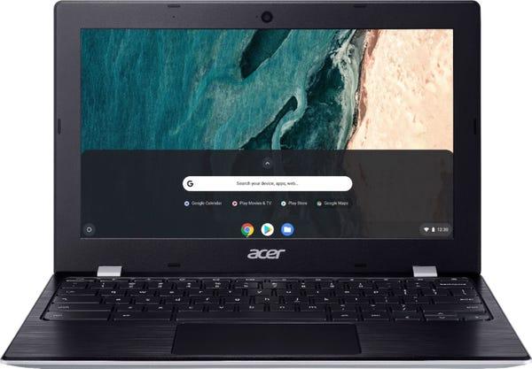 "Acer - 11.6"" HD- Chromebook 311- Intel Celeron N4000-4GB Memory -32GB eMMC"