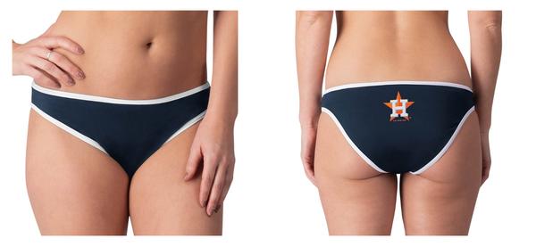 Houston Astros Pre-Game Bikini Bottom