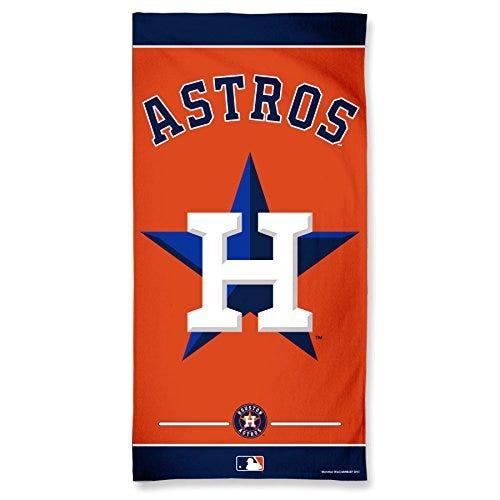 Houston Astros Beach Towel, 30 x 60