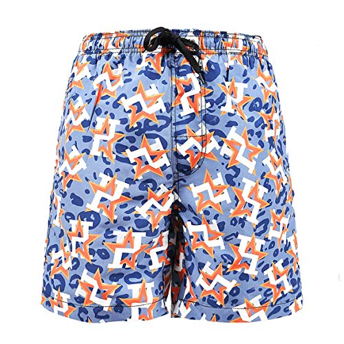 Camouflage Houston Astros Swimming Trunks