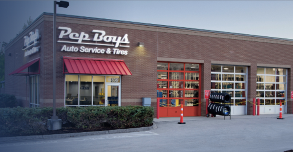 Make a Service Appointment at Pep Boys