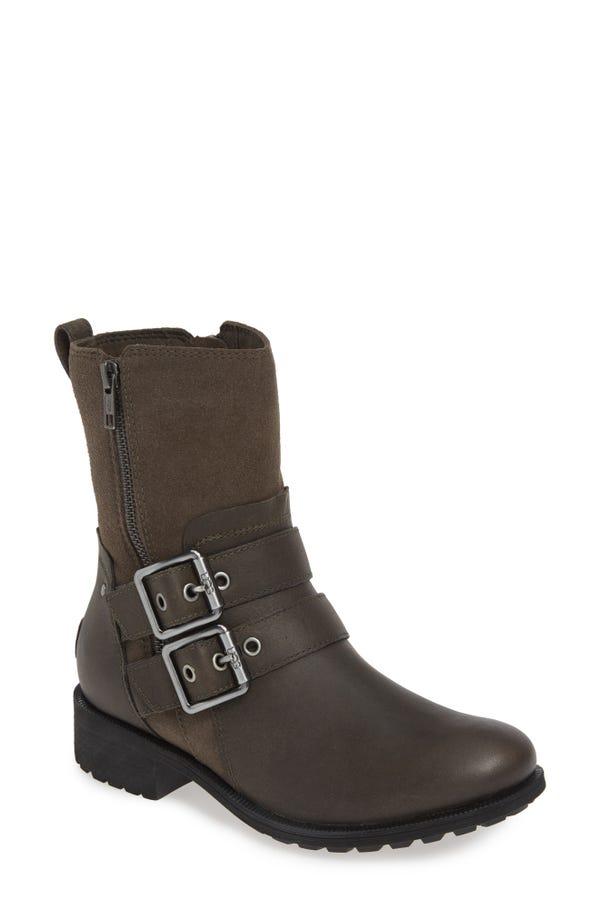 UGG® Wilde Waterproof Leather Boot