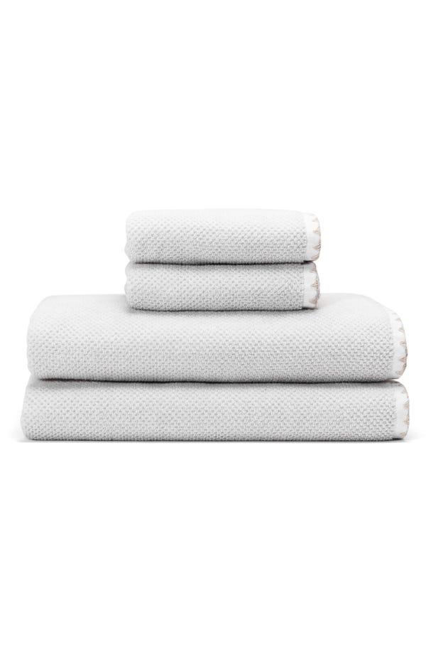 Slowtide Luxe 4-Piece Towel Set