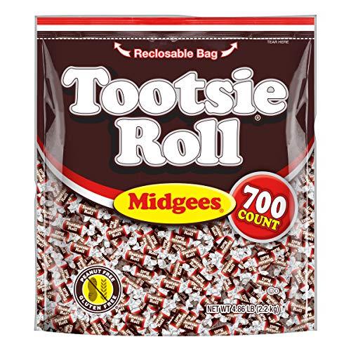 Tootsie Roll Chocolatey Twists - 700 Pieces