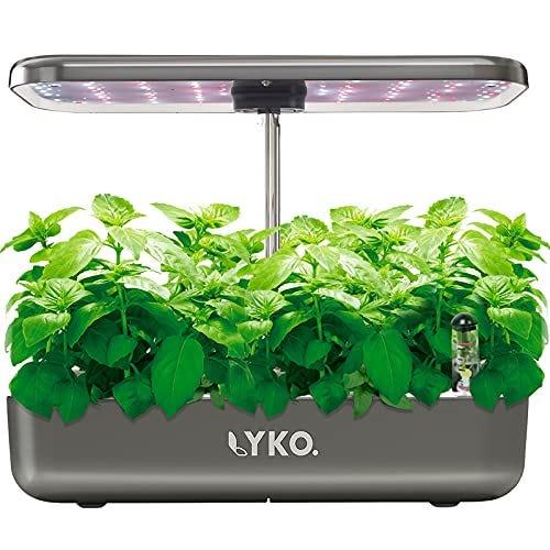 LYKO 12Pods Indoor Herb Garden Kit