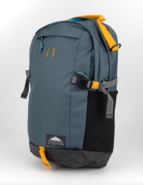 Gnarly Gnapsack 25 Dark Slate Ripstop Backpack