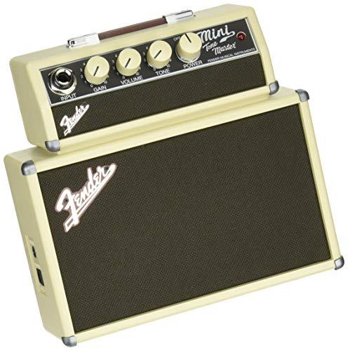 Fender Mini Tonemaster Battery Powered Electric Guitar Amp