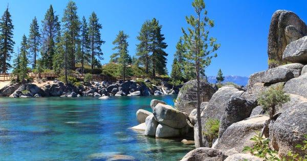 San Fransisco to Tahoe