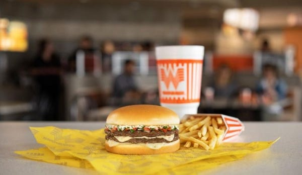 Order from Whataburger