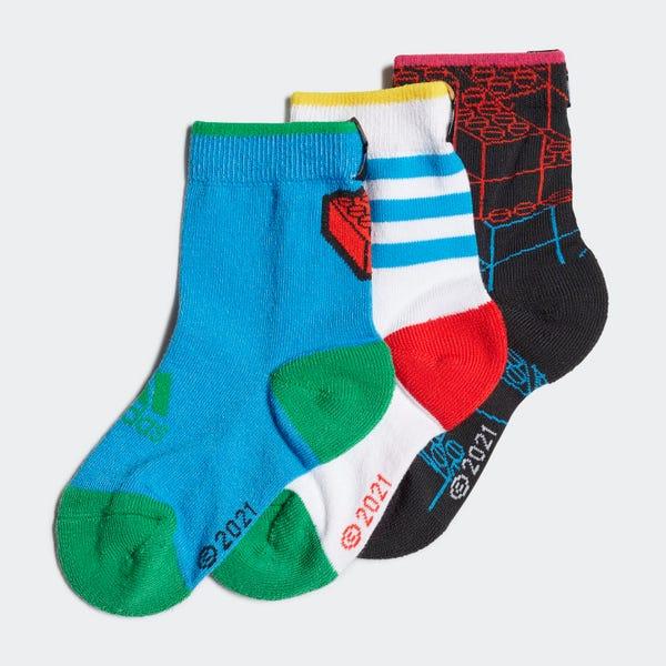 Adidas X Lego® Vidiyo™ Socks 3 Pairs