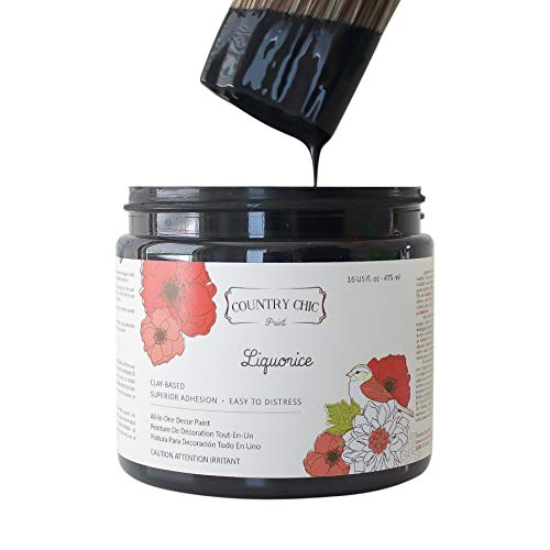 Chalk Style Paint - for Furniture, Home Decor, Crafts - Eco-Friendly - All-in-One - No Wax Needed