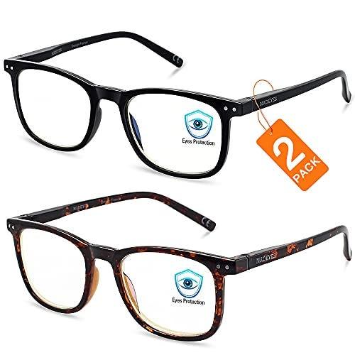 Blue Light Blocking Glasses, Blue Blocker Computer Glasses for Men Women