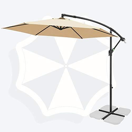 Offset Hanging Patio Umbrella