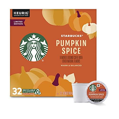 Starbucks K Cup Coffee Pods