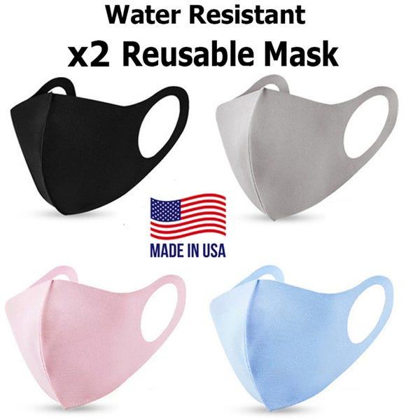 Reusable Washable Face Masks