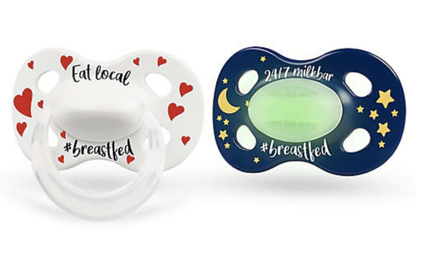 Medela Baby 2-pack day and night pacifiers