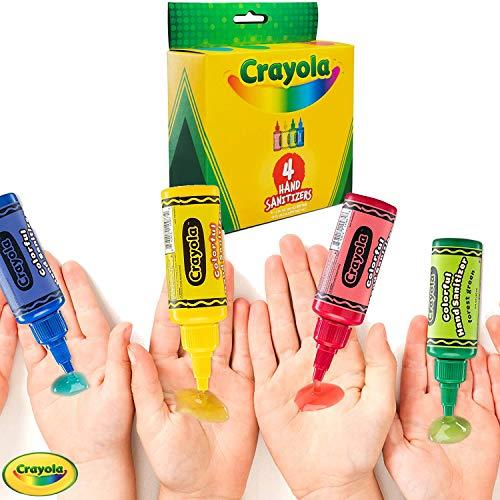 Crayola Hand Sanitizer for Kids
