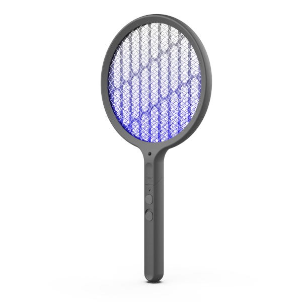 Rechargeable Handheld Insect/Mosquito Zapping Racket and Fly Swatter
