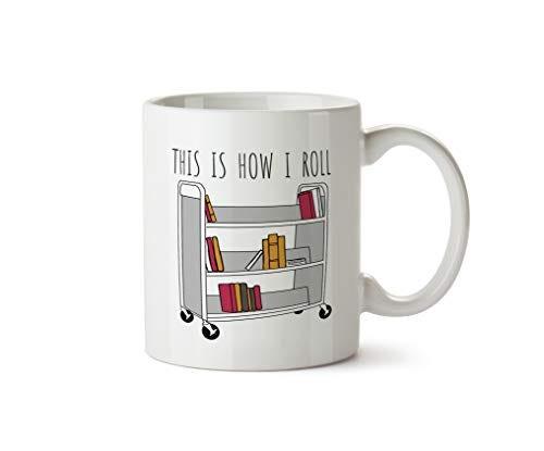This is How I Roll Coffee Mug