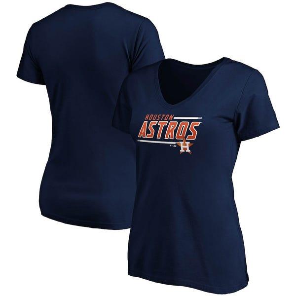 Houston Astros V-Neck T-Shirt