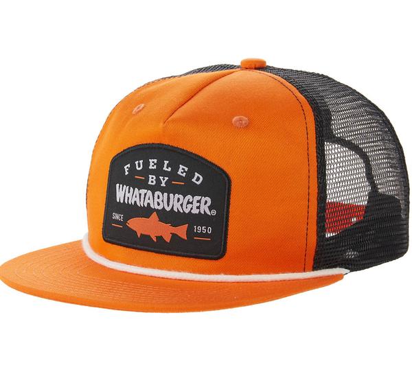 Magellan Outdoors Men's FishGear Whataburger Hat