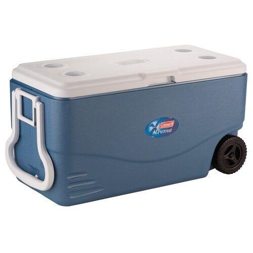 Coleman Xtreme 5 100 Quart Rolling Cooler