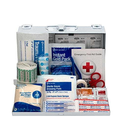 178 Piece First Aid Kit