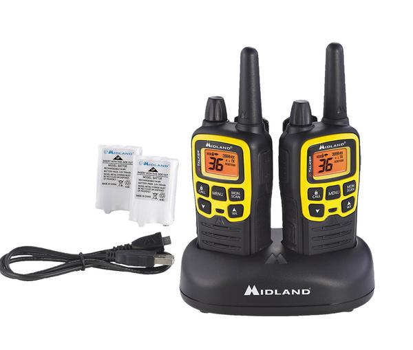 Midland X-Talker 2-Way Radios 2-Pack