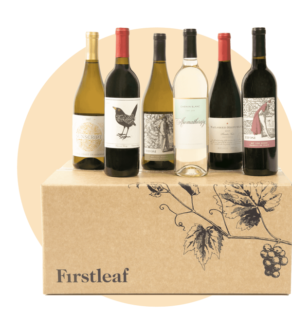 Get Your 1st Shipment of 6 Bottles of Wine for Under $40