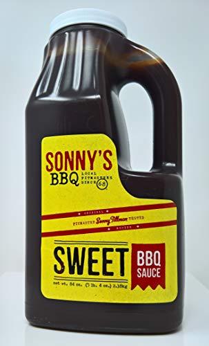 Sonny's Authentic Sweet Bar-B-Q Sauce
