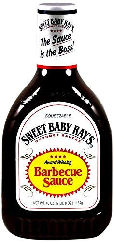 Sweet Baby Ray's Barbecue Sauce, Original
