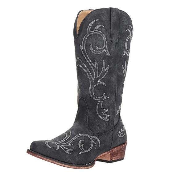Riley Western Boot