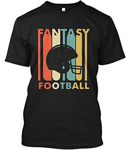 Men's Vintage Style Fantasy Football  T-Shirt