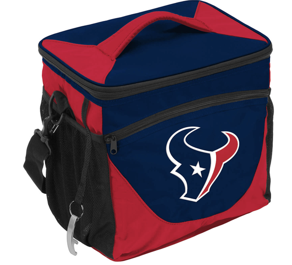 Houston Texans 24-can Cooler