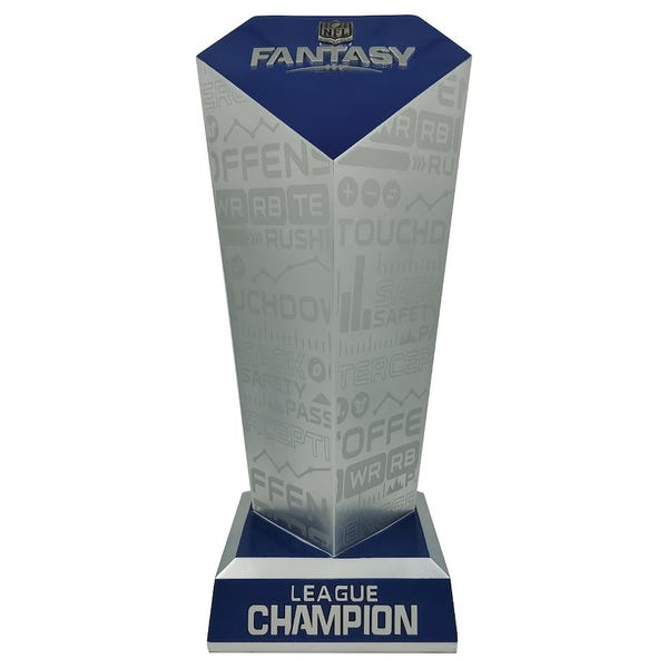 Official NFL Fantasy Football Trophy