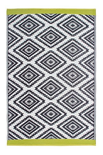 Fab Habitat Reversible Rugs | Indoor or Outdoor Use | Stain Resistant