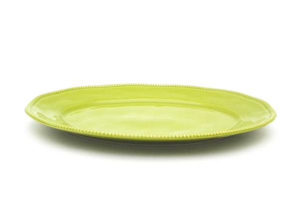 Euro Ceramica Algarve 16-inch Oval Platter