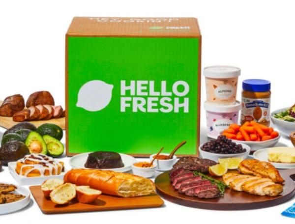 Hello Fresh Customized Meal Plan Kits